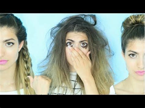 hairstyles for school rclbeauty101 5 easy back to school hairstyles short or long hair