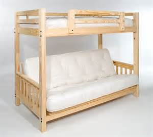 Wooden Futon Bunk Bed Top 9 Best Loft Beds With Underneath For Teenagers