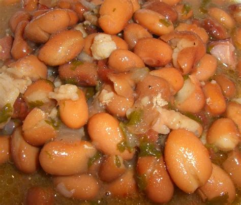 south texas slow cooked pinto beans recipe bacon