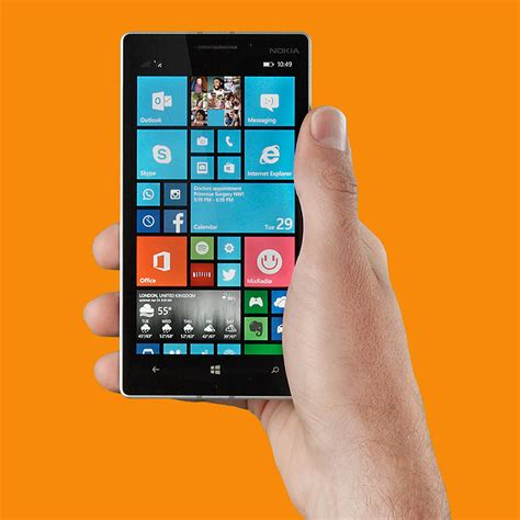 nokia lumia microsoft mobile lumia 630 g 252 nstiges smartphone mit windows phone microsoft