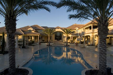 Home Plans Florida Vince Carter S Windermere Fl Mega Mansion Homes Of The Rich