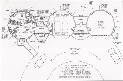 underground dome home plans dome home floorplans