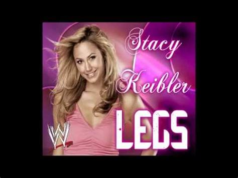 stacy keibler song stacy keibler wwe theme legs youtube