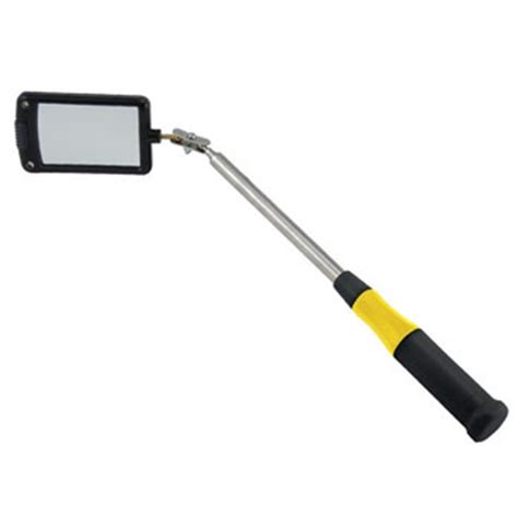telescoping mirror with light general tool 80560 telescoping lighted inspection mirror