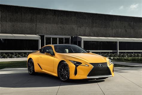 2019 Lexus Lc by The 2019 Lexus Lc 500 Inspiration Series Is Reaaaally