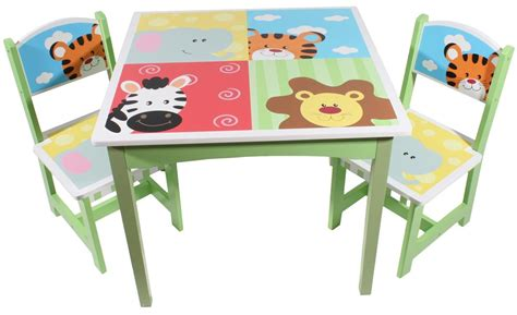 childrens painted table and chairs big table and chairs home ideas