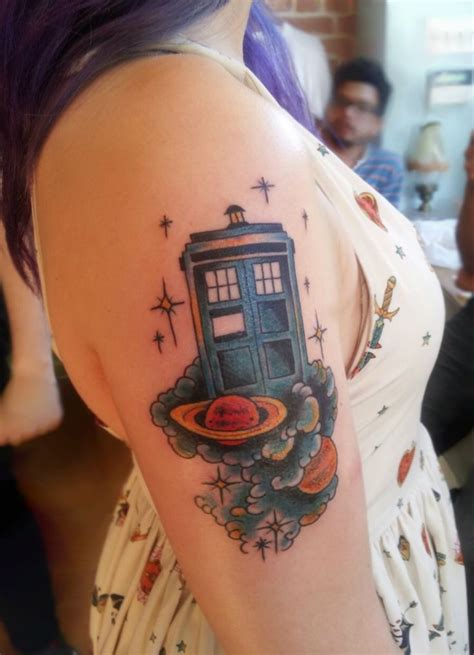 tattooed doctor 1000 ideas about tardis on doctor who