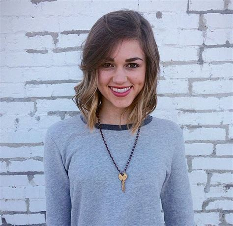sadie robertson hair and beauty sadie robertson short hair hair inspiration pinterest