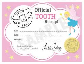 Free Tooth Certificate Template by Tooth Booth
