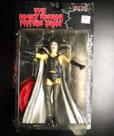 frank n furter figure rocky horror picture show vital toys cult figure