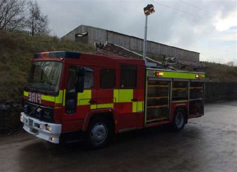 volvo fl6 for sale angloco limited fighting and rescue vehicles and