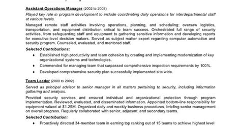 to civilian resumes to civilian conversion sle resume for management