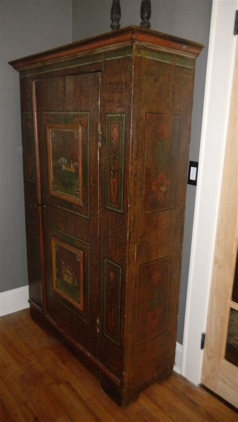 antique armoires sale austrian armoire 1800 s for sale antiques com classifieds