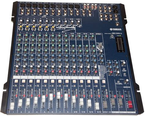 Mixer Yamaha 166cx Usb yamaha 166cx mixer car interior design