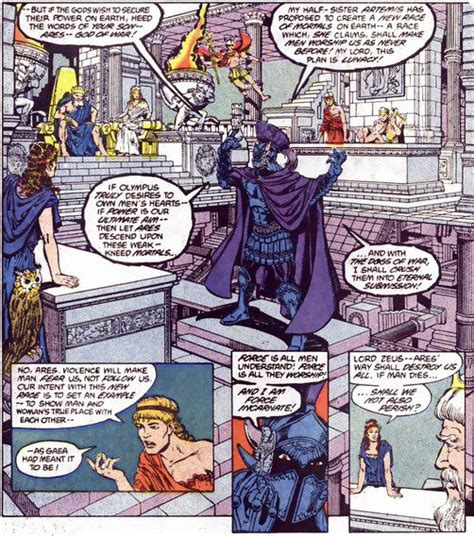 ares dc comics 34 best images about villain of ww ares on pinterest