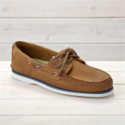 timberland classic boat shoe shoes from the