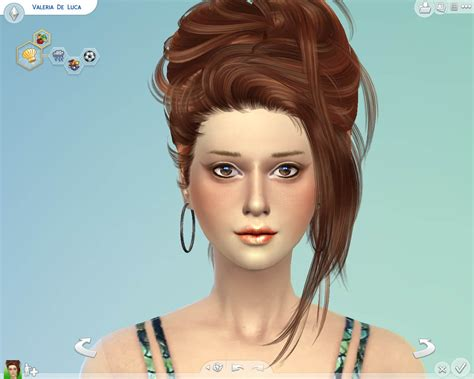 custom hair for sims 4 the sims 4 custom content and mods taty86 my first hair