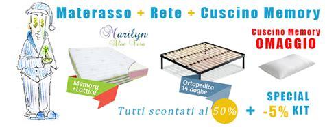 rete e materasso offerta offerte materassi in lattice prezzi e sconti