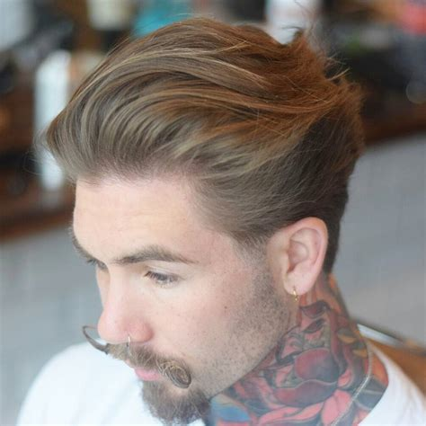 taper haircut medium 60s cool men s medium length haircuts 2018