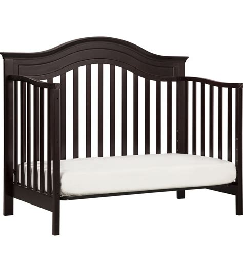 Crib Convertible Toddler Bed Babyletto Brook 4 In 1 Convertible Crib Toddler Bed Conversion Kit Java