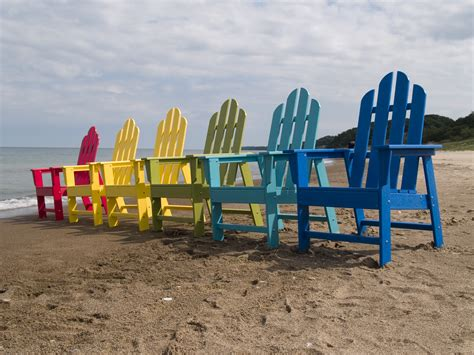 colored adirondack chairs plastic vinyl by design polywood furniture vinyl by design