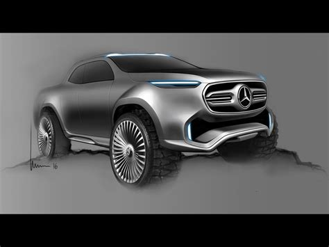 2016 mercedes concept x class stylish explorer 13
