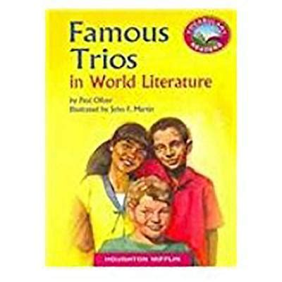 themes in world literature houghton mifflin houghton mifflin leveled readers california vocab