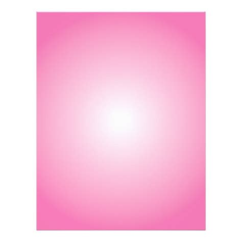 zazzle template flyer template radial gradient pink zazzle