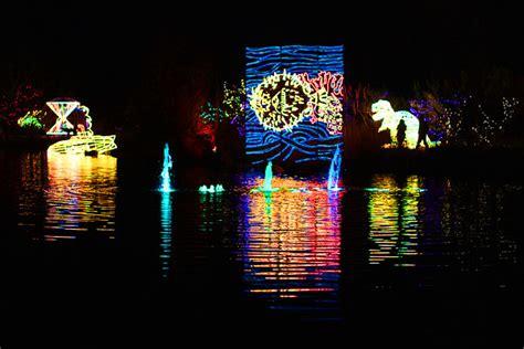 river of lights albuquerque new mexico river of lights kevin amanda food travel blog