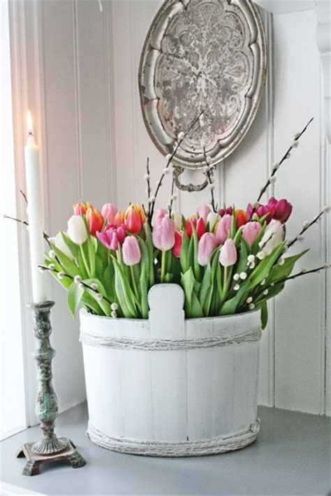 how to incorporate tulips into your spring d 233 cor 49 ideas digsdigs