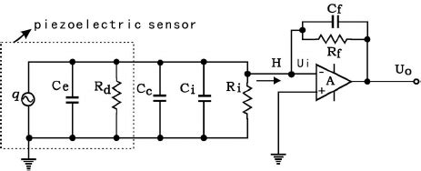 piezoelectric sensor circuit diagram piezo sensor circuit diagram circuit and schematics diagram