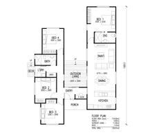 Beach House On Pinterest 64 Pins House Plans With Guest Wing Nz