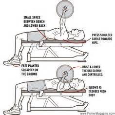 how to increase bench press weight an in depth guide on proper bench press form http www
