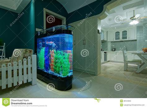 Fish Tank Living Room by Living Room Fish Tank Stock Photos Image 28124953