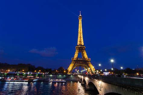 paris pictures views of paris at night ever in transit