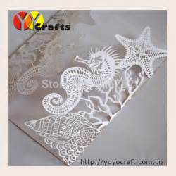 3d Kitchen Design App Laser Cut Beach Invitation Wedding Supplies Quot Sea Horse
