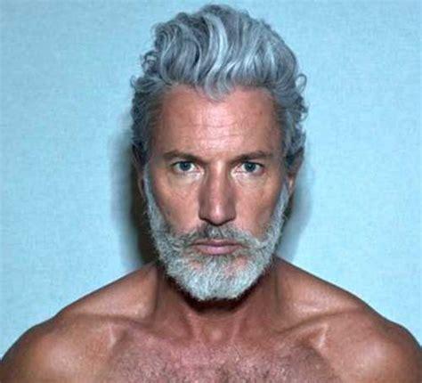 mens hair styles to hide grey area best mens hairstyles for grey hair hair