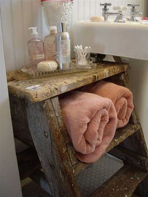 towel storage ideas for bathroom 32 of the most genius diy projects to keep bath towels organized amazing diy interior home