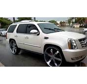 Cadillac Escalade Sittin On 30s At C2c Rims Fort Lauderdale FL