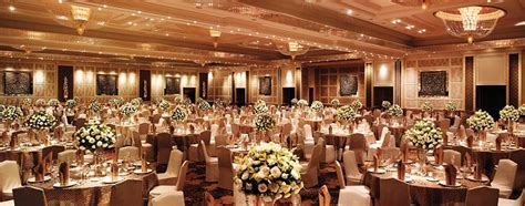 Wedding Mall Concept by Wedding Package Offer In Makati Makati Shangri La Manila