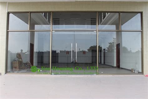 Commercial Exterior Doors With Glass with Aliexpress Buy China Manufacturer Commercial Exterior Commercial Frameless Glass Doors For