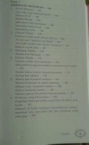 Buku Ibadah Praktis buku fikih wanita panduan ibadah wanita lengkap praktis toko muslim title