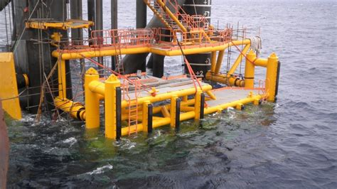 yauhannah boat landing boat landing systems trelleborg premium platform solutions
