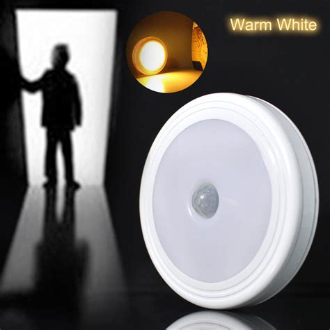 Infrared Bathroom Light 2016 New 5 Led Smart Auto Motion Sensor Detector Pir