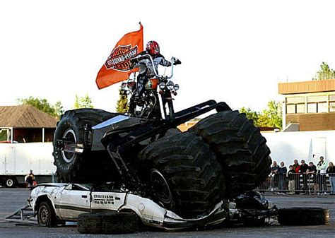 Funny Monster Truck