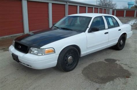 all car manuals free 2009 ford crown victoria security system buy used 2009 ford crown victoria police interceptor grand marquis 4 6 l power a c auto in