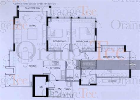 butterworth 8 floor plan butterworth 8 8 butterworth lane 3 bedrooms 1313 sqft