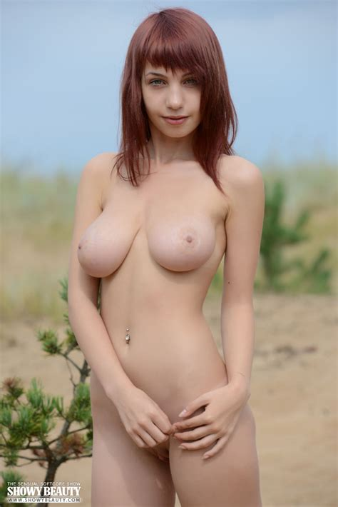 Big Tits Gorgeous Brunette Undress On The Sand See Amazing Round Boobs And Soft Pure Pussy