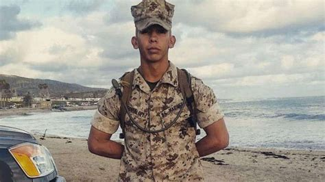 by laws young marines us marine shot while on leave in los angeles dies fox news