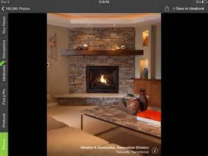 fireplace basement ideas